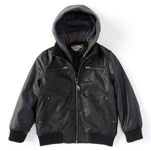 First Wave Hooded Bomber Jacket